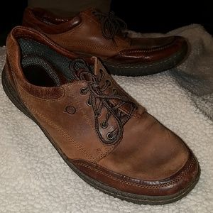 Born Leather Lace-up Shoes Sz 10